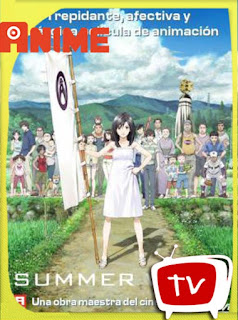 Summer Wars [2009]HD [1080p] Latino [GoogleDrive] SilvestreHD