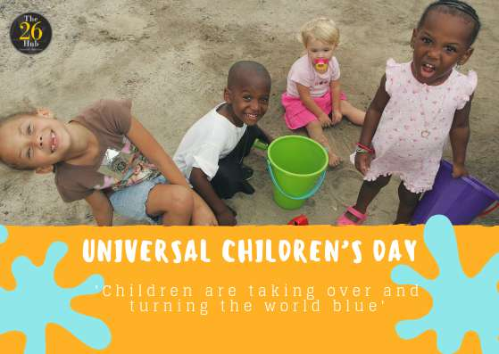 Universal Children's Day Wishes Lovely Pics