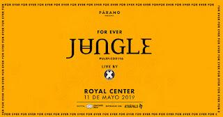"""Concierto de Jungle en Bogotá Gira """"For Ever"""""""