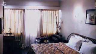 Image contains rooms of yatri niwas