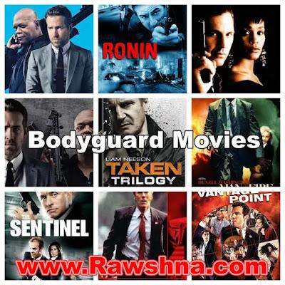 Bodyguard Movies