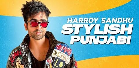 Harrdy Sandhu-Stylish Punjabi Lyrics   Latest Punjabi Song   New Song 2020