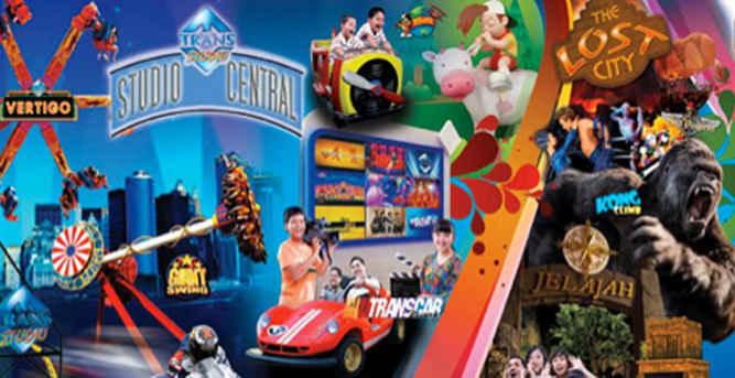 Siapa tak tahu Trans Studio Bandung? Ya, Trans Studio Bandung merupakan salah satu tempat wisata buatan Trans Corporation yang berdiri di kawasan areal Bandung supermall. Trans Studio Bandung ini merupakan tempat wisata milik Trans Corporation kedua setelah sukses mendirikan Trans Studio Makassar. Nah, ingin tahu info lebih lanjut tentang trans studio bandung?