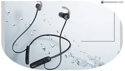 Sony WI-SP510 In-Ear Wireless Headphones Launched In India With Battery Life Up To 15-Hour