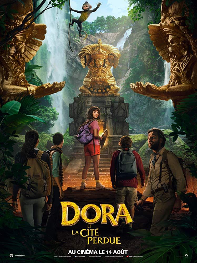 Dora and the Lost City of Gold (2019) ดอร่า และเมืองทองคำที่สาบสูญ