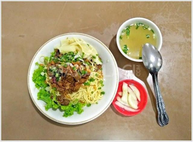 Mie Gajah Mada;10 Top Kuliner Malang