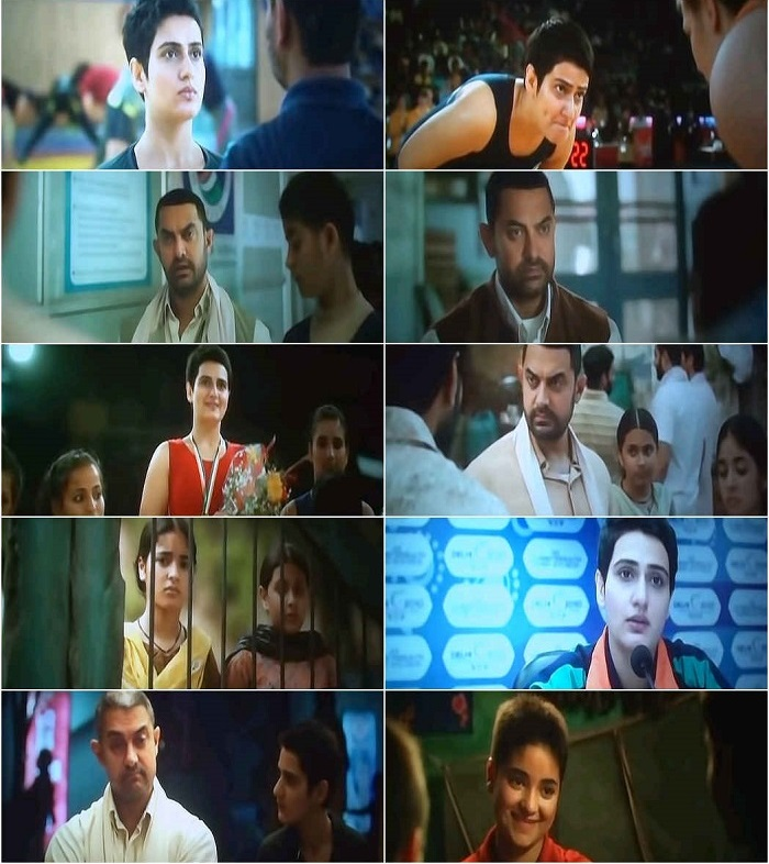 Dangal Movie Download (2016) Full HD, Best Print 690mb