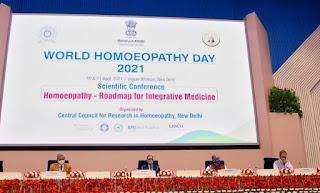 Scientific Convention on 'Homoeopathy - Roadmap for Integrative Medicine'