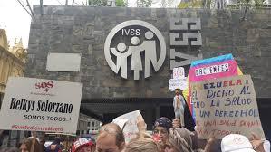 Ivss promete a ONG la llegada de medicamentos