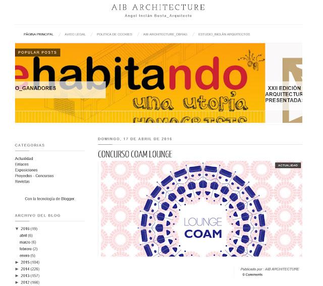 entrevista a Ángel Inclán Busta de AIB Architecture por SF23 Arquitectos de Segovia