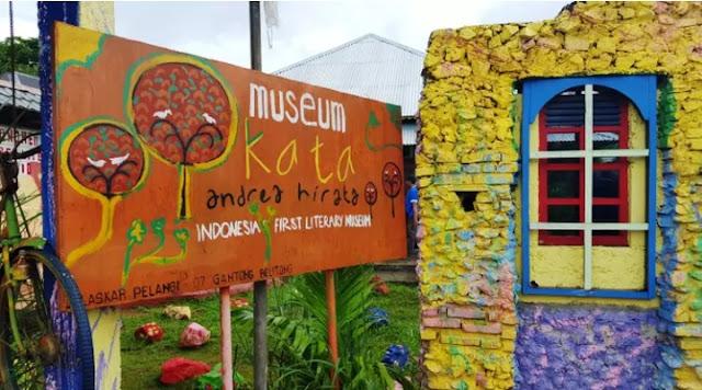 Destinasi Wisata Belitung