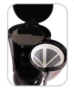 Review Harga dan Spesifikasi Cosmos Coffe Maker 0,65 L CCM-307 N
