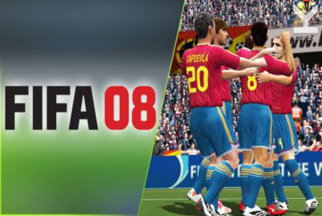 Download Fifa 08 Game For PC