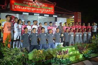 Tim Gajah Putih Persiga Siap Berkompetisi di Liga 3