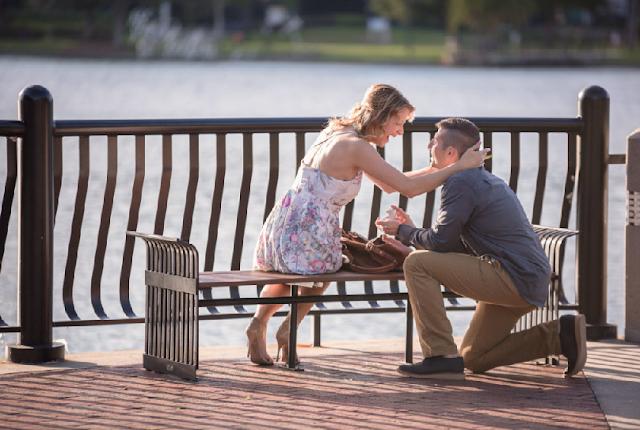 Ideias de pedidos de casamento na Disney e em Orlando