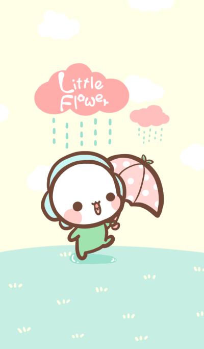 littleflower-After rain comes sunshine