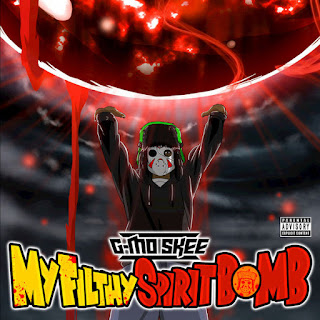 G-Mo Skee - My Filthy Spirit Bomb (2016) - Album Download, Itunes Cover, Official Cover, Album CD Cover Art, Tracklist