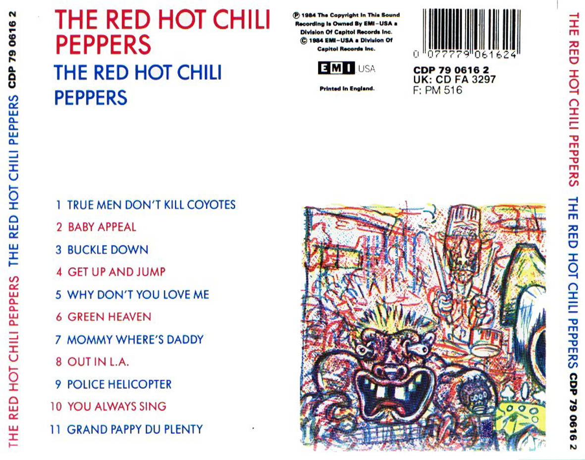 medium resolution of the red hot chili peppers flac cd 16 44 1