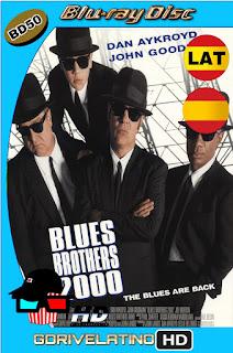Blues Brothers 2000 (El Ritmo Continúa) CAS-LAT (1998) Full Bluray BD50 ISO