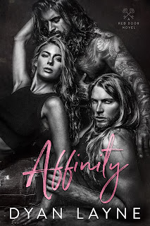 Affinity by Dyan Layne Cover