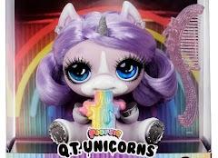 Мини единорожки Poopsie Q.T. Unicorns с ароматным сюрпризом