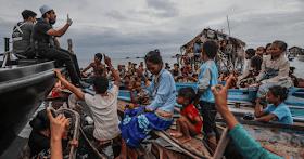 Ustadz Ebit Lew Ajak 157 Orang di Sabah Masuk Islam