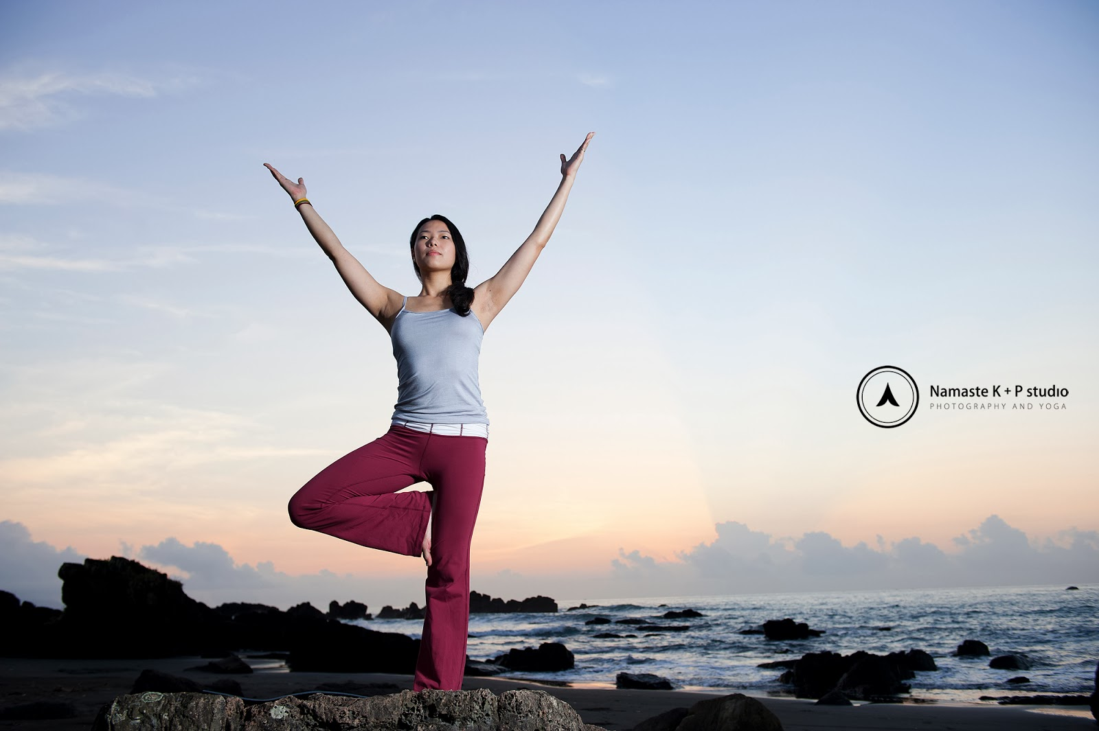 Namaste K+P studio: Yoga ~ Vritchasana 樹式
