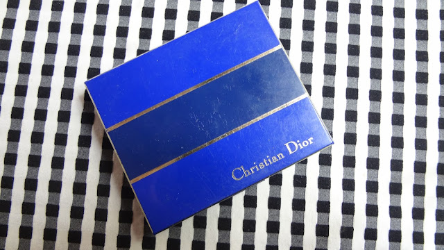 [Re-Discovery] Christian Dior 5-Couleurs Eyeshadow Compact in 080 Basic Chic
