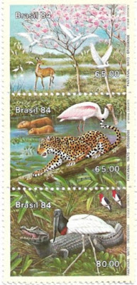 Série Pantanal Mato-Grossense
