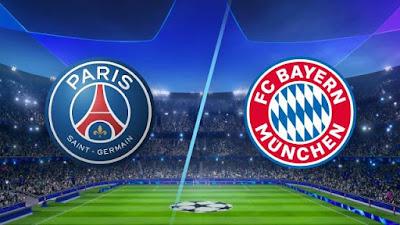 مشاهدة مباراة باريس سان جيرمان ضد بايرن ميونخ 13-04-2021 بث مباشر في دوري أبطال أوروبا