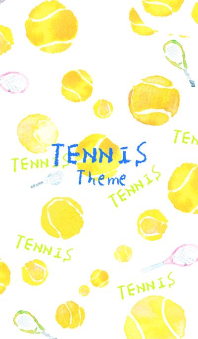 TENNIS Theme 2