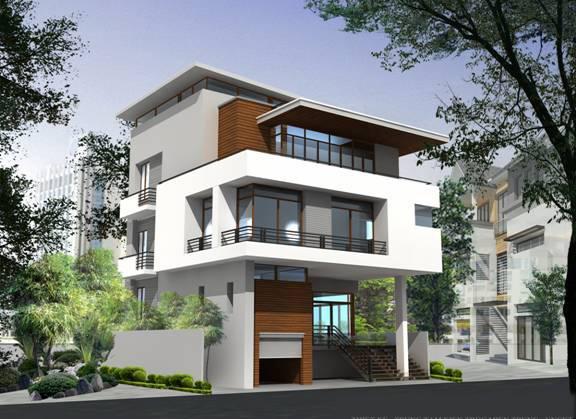 gach bong-BT1010715 Thiết kế biệt thự cổ điển - Phong cách và xu hướng hiện nay