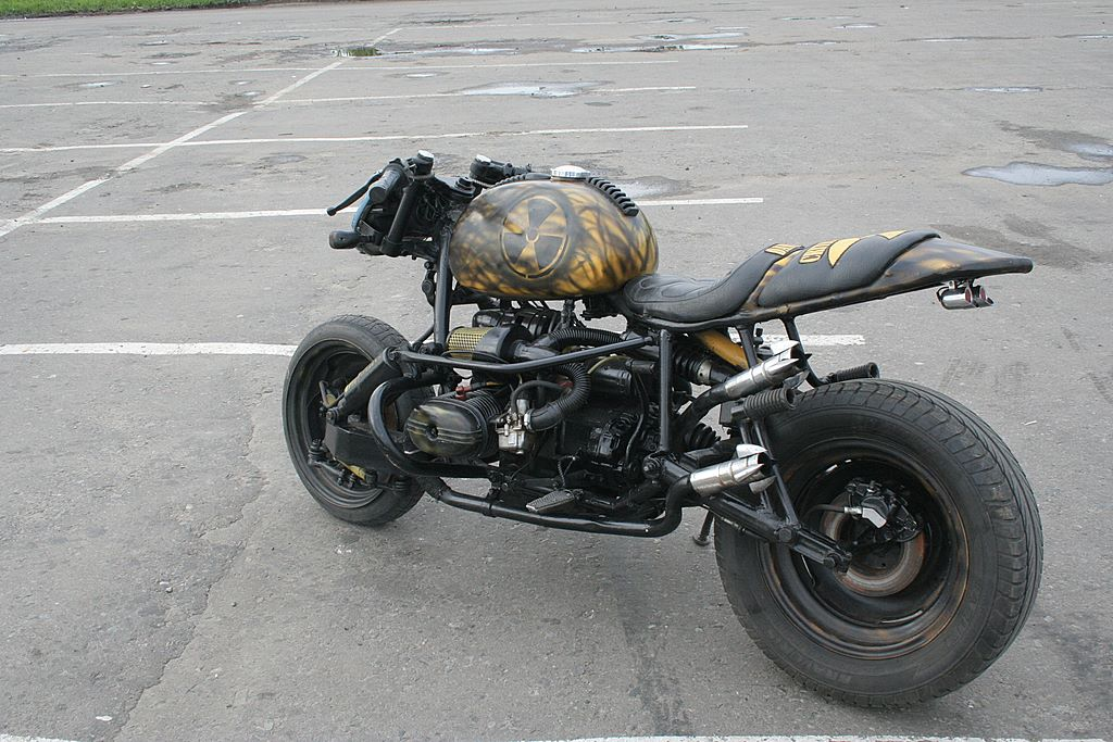 another look at the Quasimodo bike