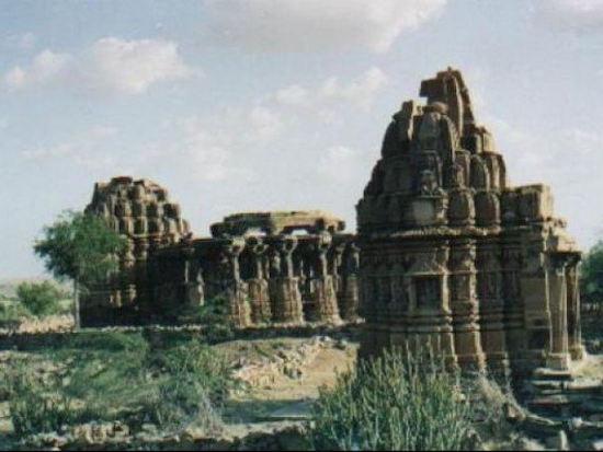 Kuil Terkutuk Misterius di India