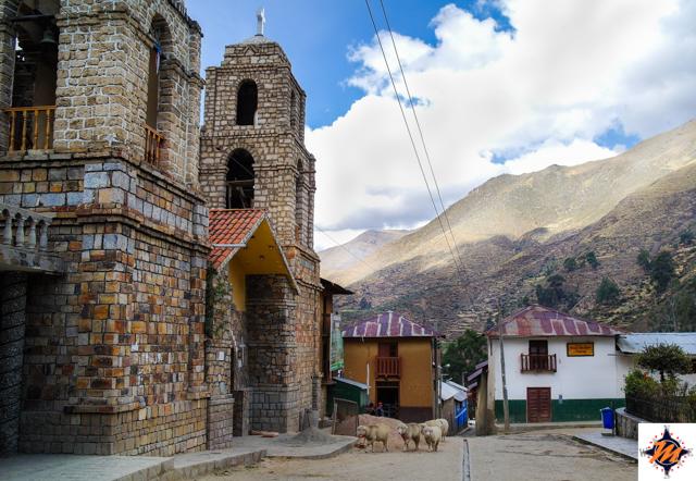 Huancaya, Lima