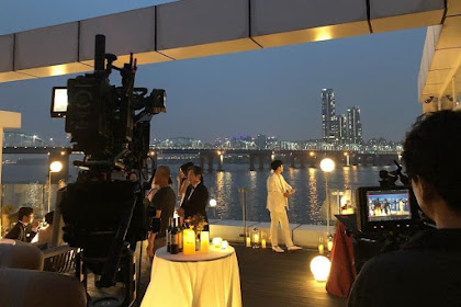 TVN Drama Ji Chang Wook Let me melt Shooting Location picture tvN 드라마 날 녹여줘 공개된 촬영현장 사진