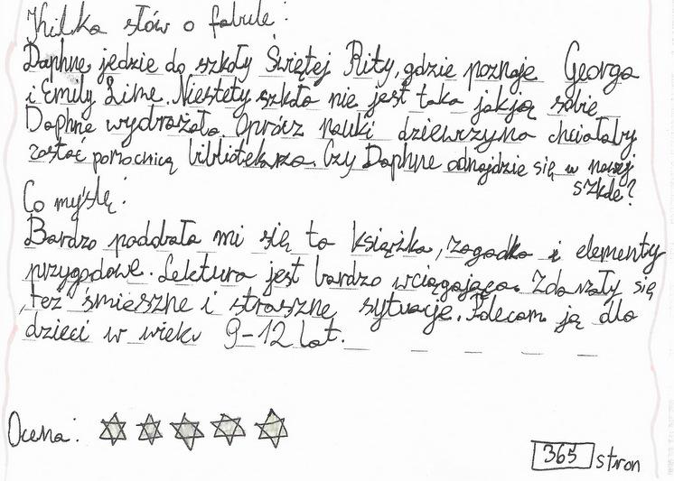 Biblioteka. Śledztwa Emily Lime, Dwukropek, otymze.pl