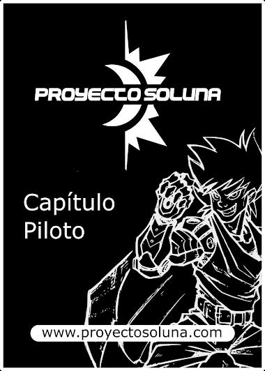 Proyecto SoLuna Capitulo 1 (Bocetos)