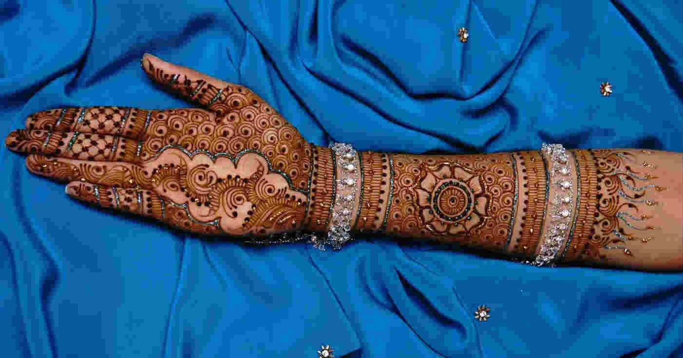Mehndi Ceremony Quotes In : Ratan rajput mehndi ceremony picture