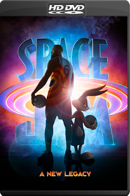 Space Jam: A New Legacy [2021] [C-DVDR] [Latino]