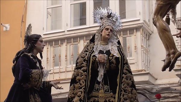 Cofradías de Cádiz y Youtube