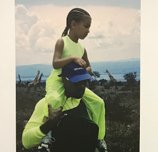 Kanye West and elder daughter North West spends quality time in vacay