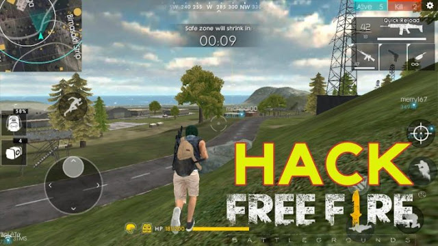 Download Free Fire MOD APK v1.27.0 Auto Aim & Auto Fire