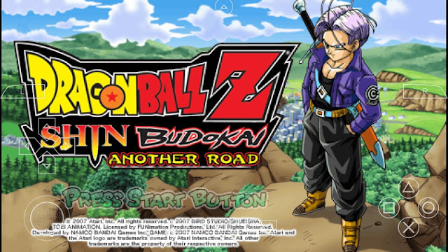 dragon ball z ppsspp games