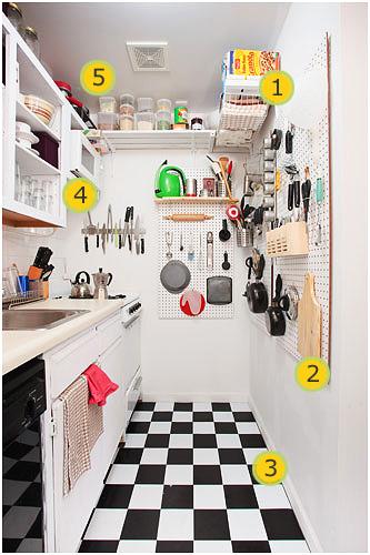 Ideas Para Cocinas Pequenas Cocina Y Reposteros Decoracion Fotos - Ideas-para-la-cocina