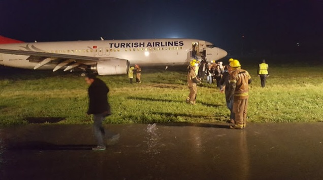Plane out of the track, Pristina airport closed for several hours