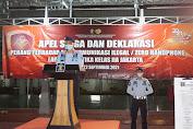 Lapas Narkotika Jakarta Deklarasikan Zero Handphone