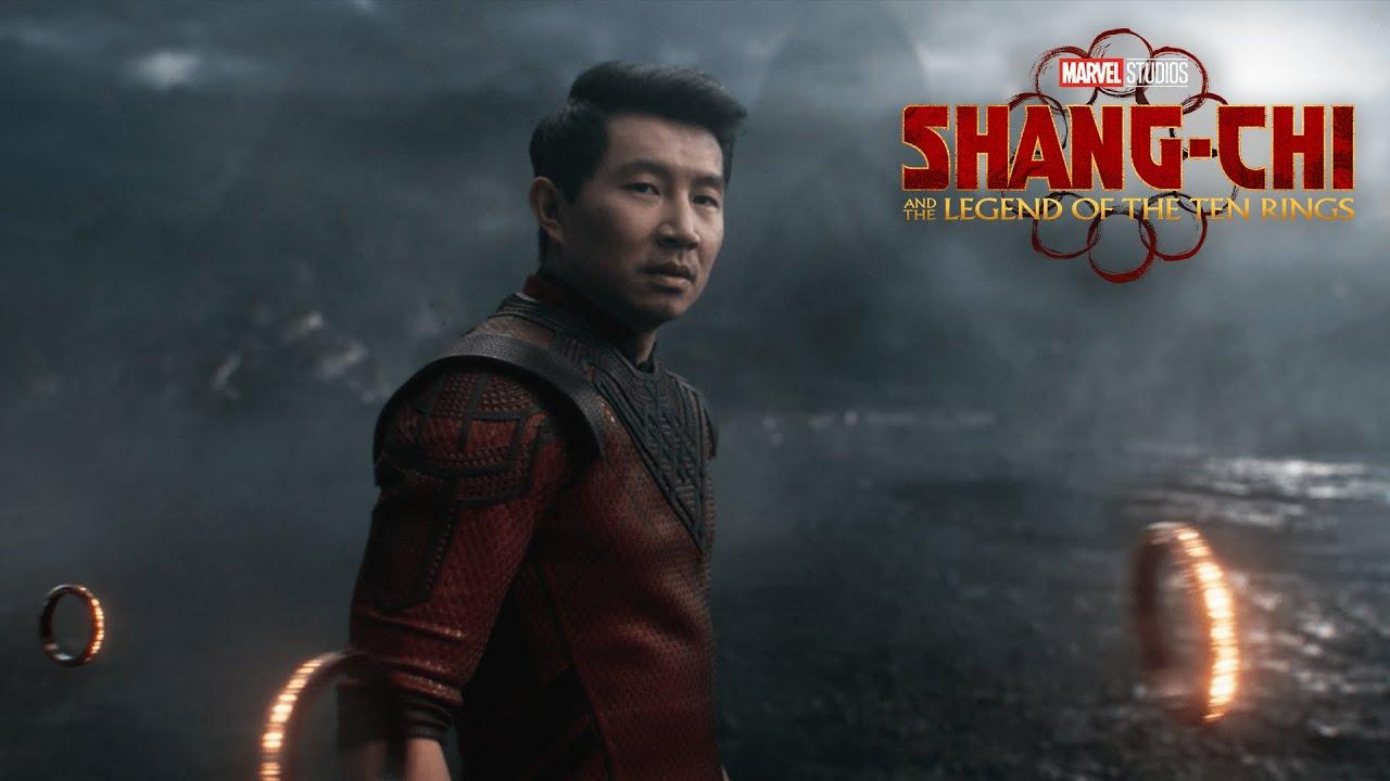 Shang Chi Movie New IMAX Poster Hints at Fin Fang Foom