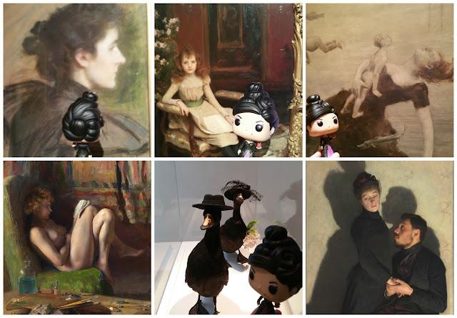 Exposition Emile Friant mes oeuvres préférées_souliervertblog