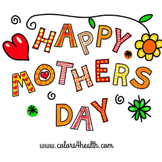 Happy Mother's Day from Colors 4 Health